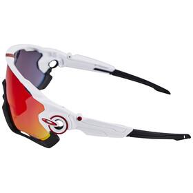Oakley Jawbreaker prizm road/polished white